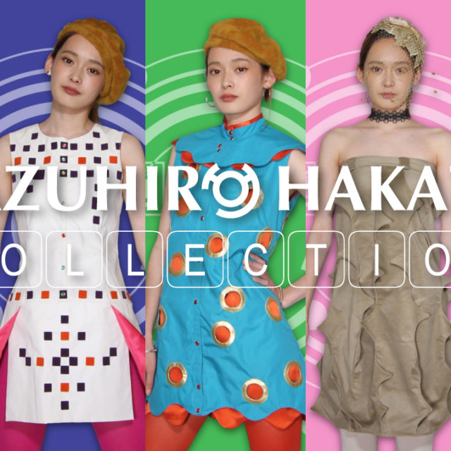 KAZUHIRO HAKATA COLLECTION 2021